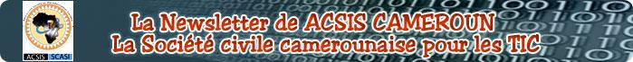 La société civile camerounaise pour les TIC